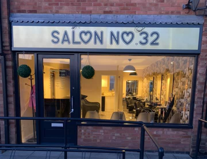 Luke Wilson Joinery lend a helping hand to Salon No. 32